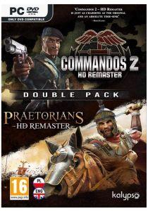Commandos 2 & Praetorians HD Remaster Double Pack - PC/Standard Edition