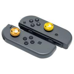 Nintendo Switch Analog Caps - Pokemon Let's Go Pikachu/Eevee