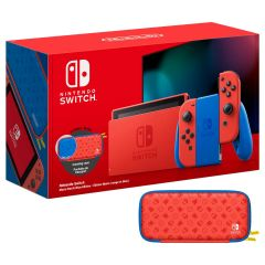 Nintendo Switch Mario Red & Blue Special Edition Console