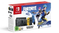 Nintendo Switch Console - Fortnite Special Edition