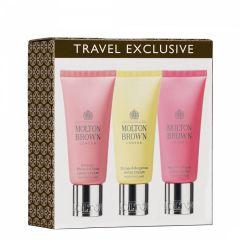 Molton Brown 3 Piece Hand Cream Travel Set