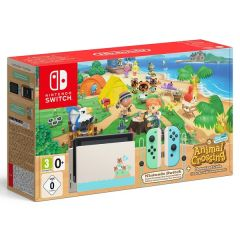 Nintendo Switch Animal Crossing - Limited Edition Console
