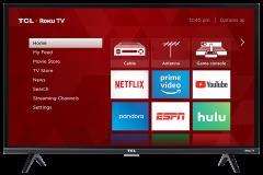 "TCL 32"" 3-SERIES HD LED SMART TV"