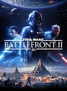 Star Wars Battlefront II - Standard Edition PC Digital Code - Instant Delivery