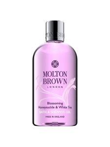 Molton Brown Blossoming Honeysuckle & White Tea Bath & Shower Gel - 300ML