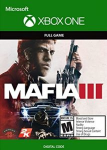 Mafia III - Xbox Instant Digital Download