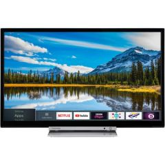 """Toshiba 24D3863DB 24"""" Smart with Freeview Play TV/DVD Combi"""