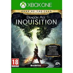 Dragon Age: Inquisition: Game of the Year - Xbox One Instant Digital Download