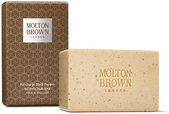 Molton Brown Re-charge Black Pepper Body Scrub Bar - 250g