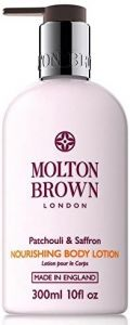 Molton Brown Patchouli & Saffron Nourishing Body Lotion - 300ml