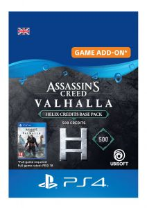 Assassin's Creed Valhalla Base Helix Credits Pack - PS4 Instant Digital Download