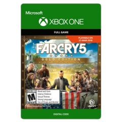 Far Cry 5 Gold Edition - Xbox One Instant Digital Download
