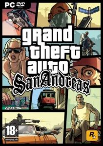 Grand Theft Auto: San Andreas - PC Edition - UK Digital Code
