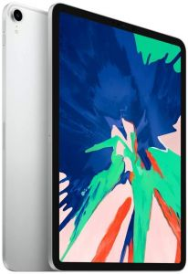 Apple iPad Pro - 11-inch, Wi-Fi, 4GB RAM, 512GB Storage, Silver