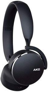AKG Y500 Wireless Headphones - Black