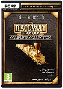 Railway Empire Complete Collection - PC Instant Digital Download