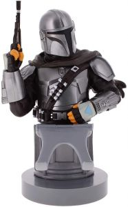 Cable Guys - Star Wars The Mandalorian Controller and Phone Holder