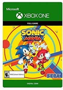 Sonic Mania - Xbox One UK  - Instant DIgital Download