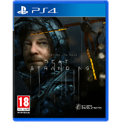 Death Stranding - PS4 Standard Edition