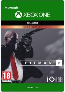 HITMAN 2 - Xbox One/Gold Edition - Instant Digital Download