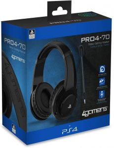 PRO4-70  - PS4 Stereo Gaming Headset