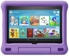 "Amazon Fire HD 8 Kids Edition   8"" HD display, 32 GB - Purple Kid-Proof Case"