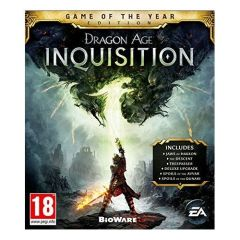 Dragon Age: Inquisition - Game of the Year PC Edition - Instant Digital Download