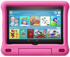 "Amazon Fire HD 8 Kids Edition | 8"" HD display, 32 GB - Pink Kid-Proof Case"