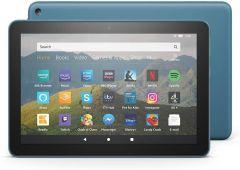 Amazon Fire HD Tablet: 8 inches, 2GB RAM, 32GB Storage, Blue