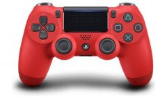PS4 Dualshock Controller - Magma Red