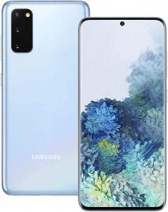 Samsung Galaxy S20 4G 128GB Phone - Cloud Blue
