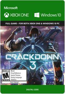 Crackdown 3 - Xbox One -  Digital Code