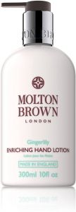 Molton Brown Gingerlily Enriching Hand Lotion - 300ml