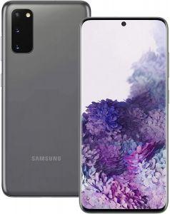 Samsung Galaxy S20 Smartphone - 4G, 8GB RAM, 128GB Storage, Cosmic Grey