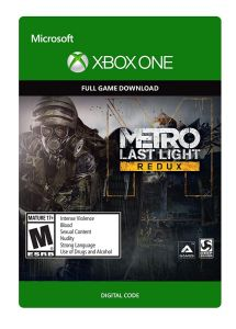 Metro Last Light Redux - Xbox One UK - Instant Digital Download