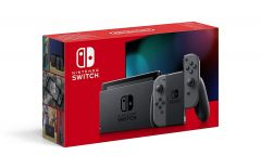 Nintendo Switch Grey Bundle