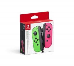 Nintendo Switch Joy-Con Controller Pair (Green & Pink)