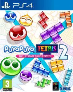 PuyoPuyo Tetris 2 - PS4/Standard Edition