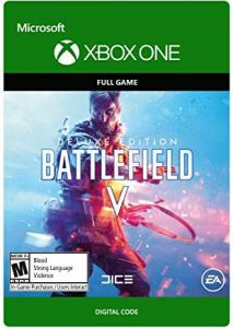 Battlefield V - Deluxe Xbox One Edition - Instant Digital Download