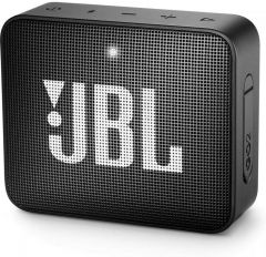 JBL GO2 Portable Bluetooth Speaker - Black