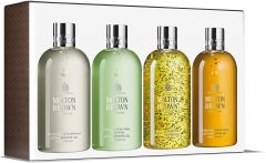 Molton Brown Woody & Citrus Collection 4 Piece Gift Set
