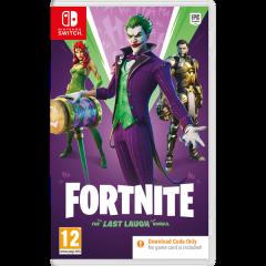 Fortnite The Last Laugh Bundle - Nintendo Switch Instant Digital Download