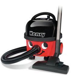 Henry Hoover Vacuum Cleaner - Red/Black