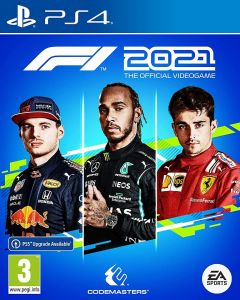 F1 2021 - PS4 Game