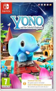 Yono and The Celestial Elephants - Nintendo Switch Instant Digital Download