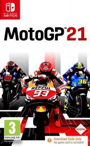 MotoGP 21 - Nintendo Switch - Instant Digital Download