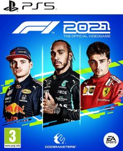 F1 2021 - PS5 Game