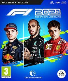 F1 2021 Xbox One/ Series X Game