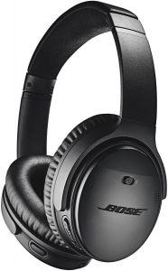 Bose QuietComfort 35 (Series II) Wireless Headphones, Noise Cancelling w/ Alexa built-in - Black