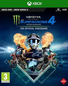 Monster Energy Supercross 4 -  Xbox One Game